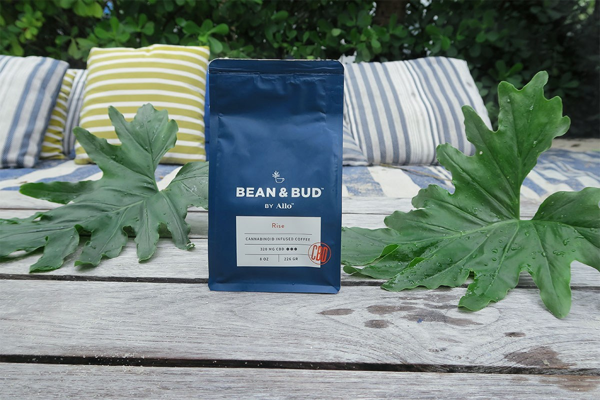 CBD-infused coffee just might be the medicine you need to start your day